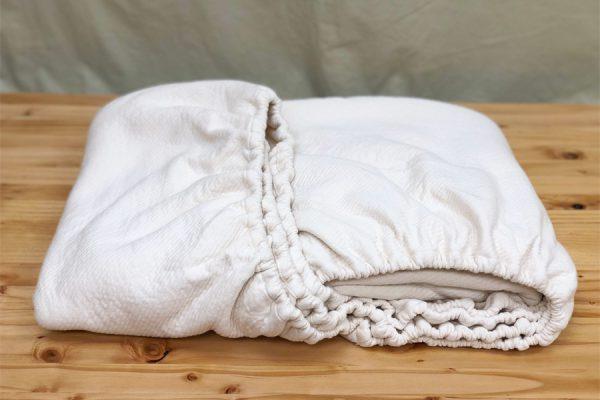 Fitted Knit Mattress Pad