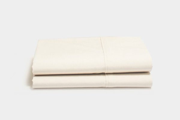 Organic sateen pillow cases