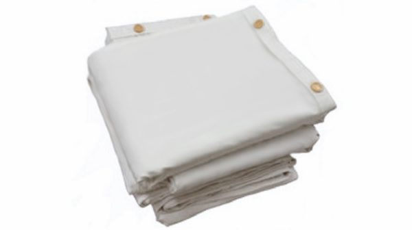 280tc Sateen Duvet Cover White