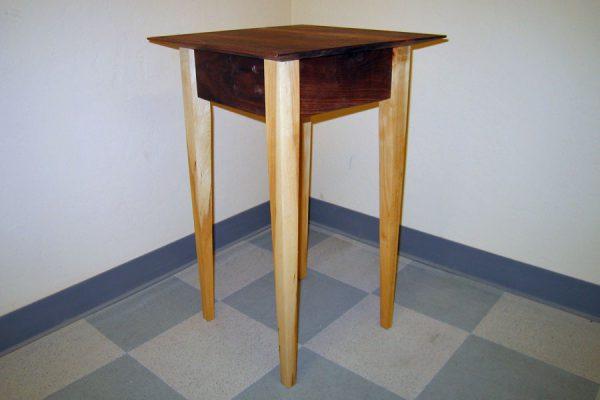 Dappled Path Pedestal Table