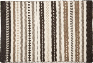 Patterned Flat Weave Wool Rugs Organic And Healthy Inc