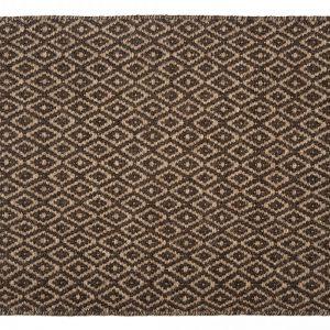 Shropshire brown wool rug