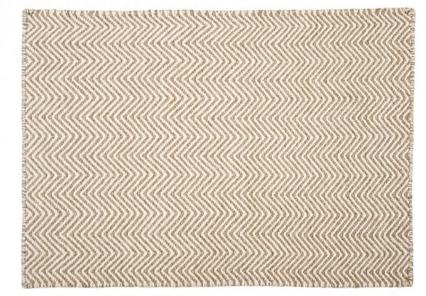 Suffolck thick wool rug