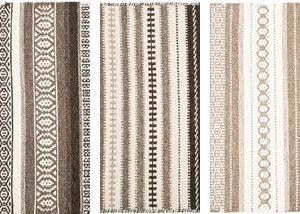 Flatweave wool rugs