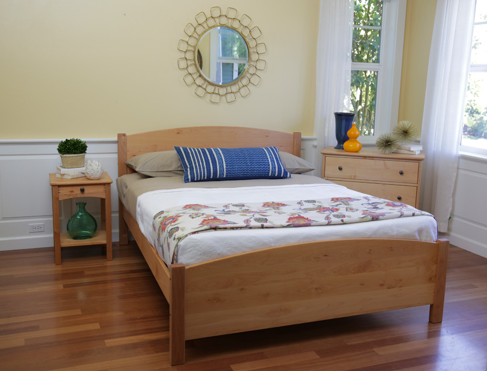 Pacific Rim Non-toxic Bedroom Furniture From Organic And