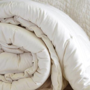 organic cotton vegan comforter