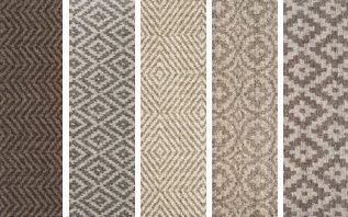 Fancy Loom-Hooked rugs