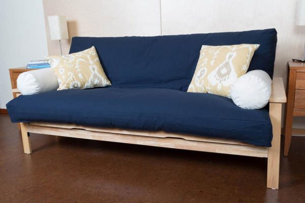 organic futon cover