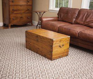 Hook Loom Natural Wool Rugs Elegant Affordable Chemical