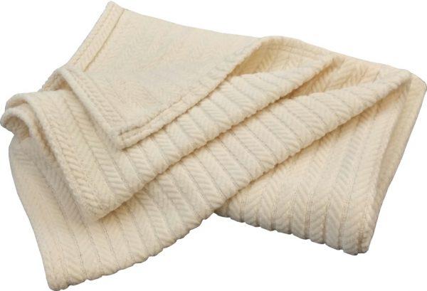 striped-chenille-blanket