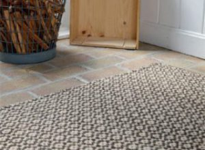 Thick Woven Wool Rugs