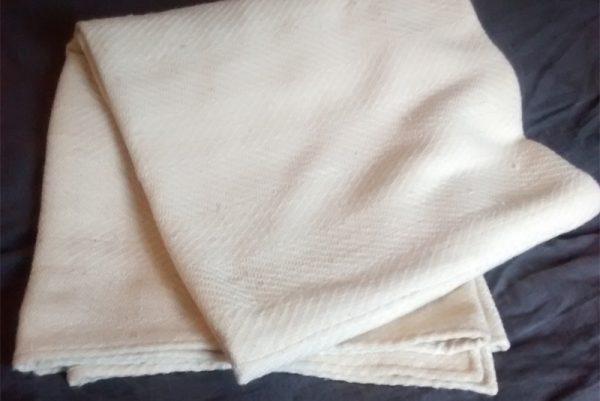 Farm wool blanket