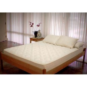 "EverRest 7"" latex mattress"