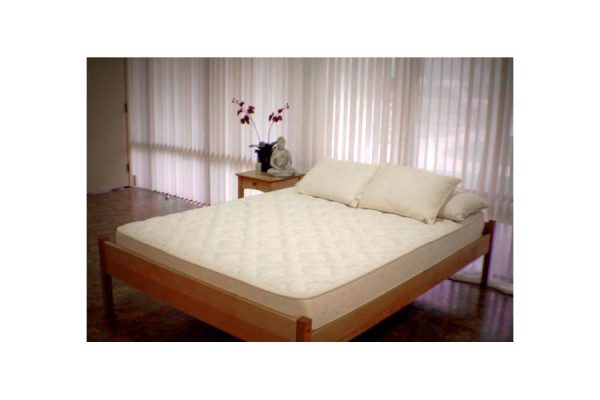 "EverRest 7"" latex mattress"