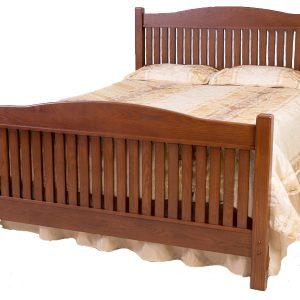 Camden platform or foundation bed