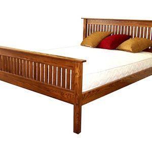 Pembroke platform or foundation bed