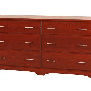 Somerset 6 drawer dresser